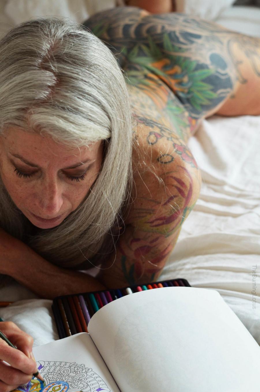 F5 Pytają Cię Jak Będziesz Na Starość Wyglądać Z Tatuażem