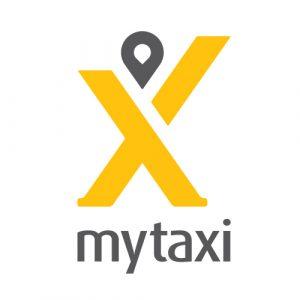Odkrywamy miasta z mytaxi logo