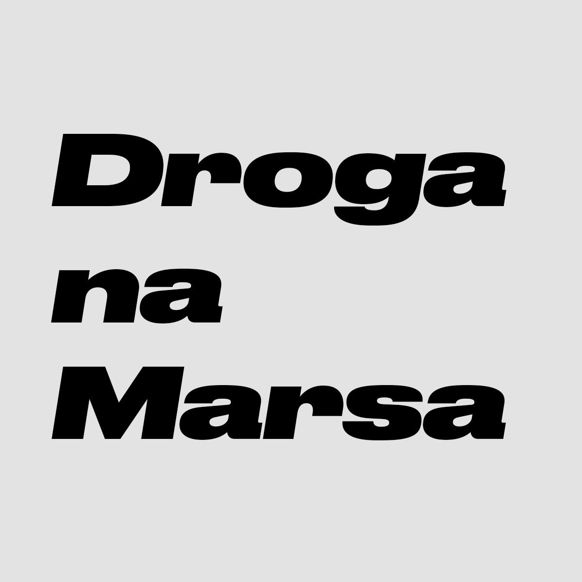 Logo of Droga na Marsa