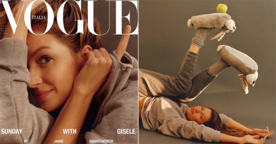 bundchen vogue Gisele