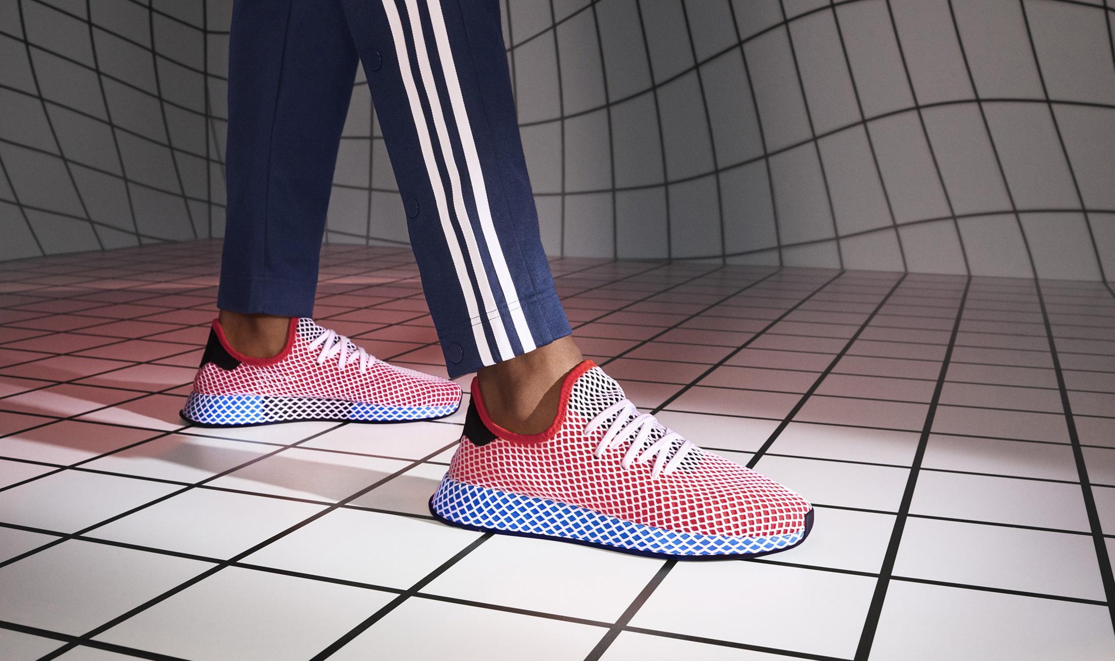 uroczy nowy przyjeżdża wysoka jakość Deerupt - nowe buty adidas zaprojektowane z myślą o Instagramie