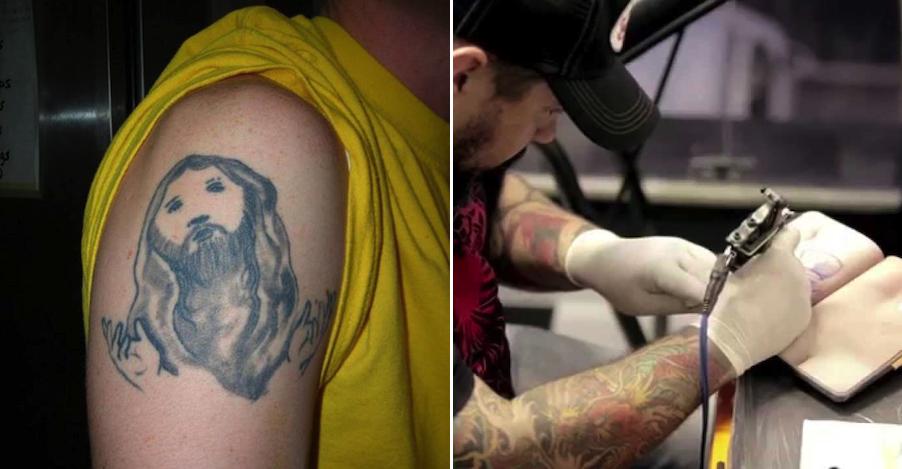 F5 Zły Tatuaż Boli Przez Całe życie Więc Lepiej ćwiczcie