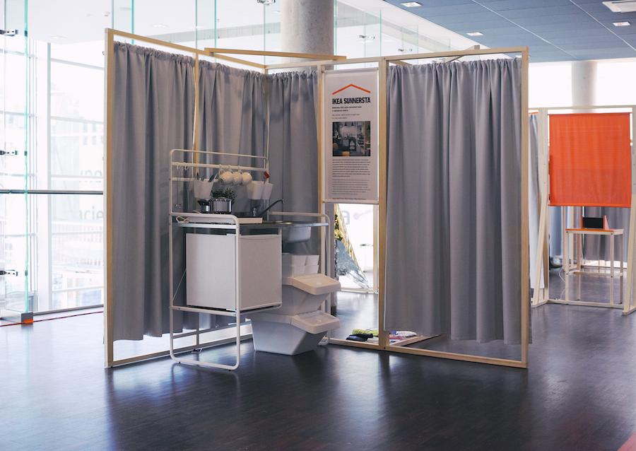 F5 Ikea Pokazuje Tanią Kuchnię Dla Najmniejszych Mieszkań