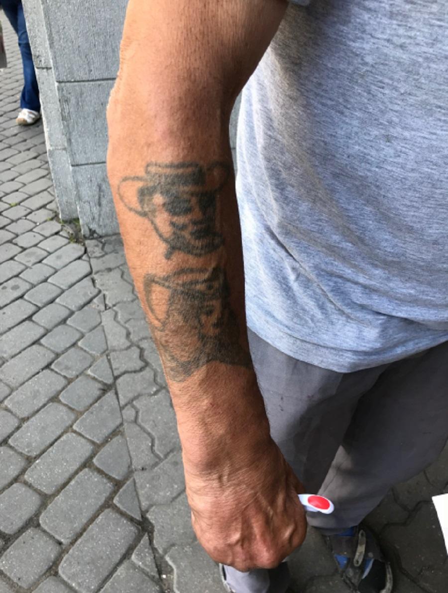 F5 Tatuaże Naszych Dziadków
