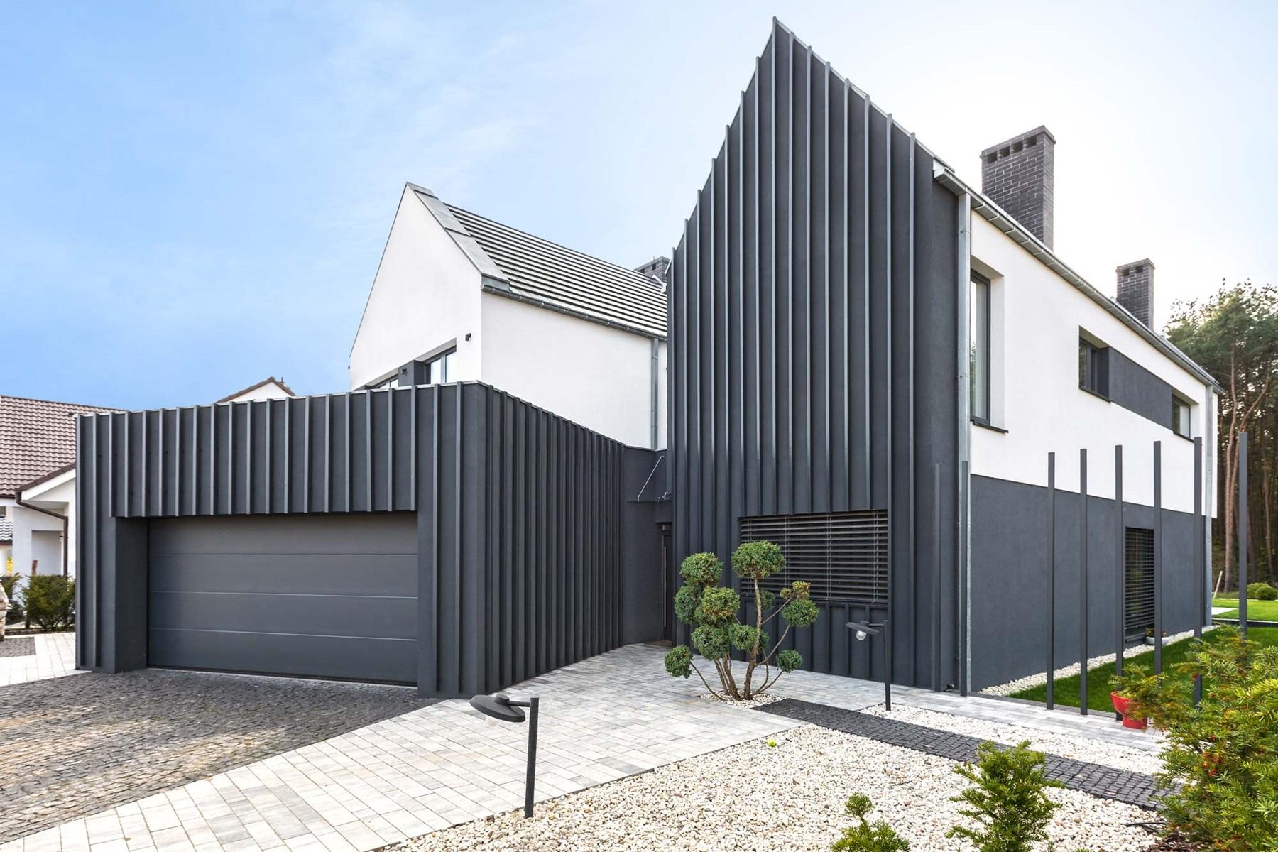 Najlepsze domy w Polsce Fence - House
