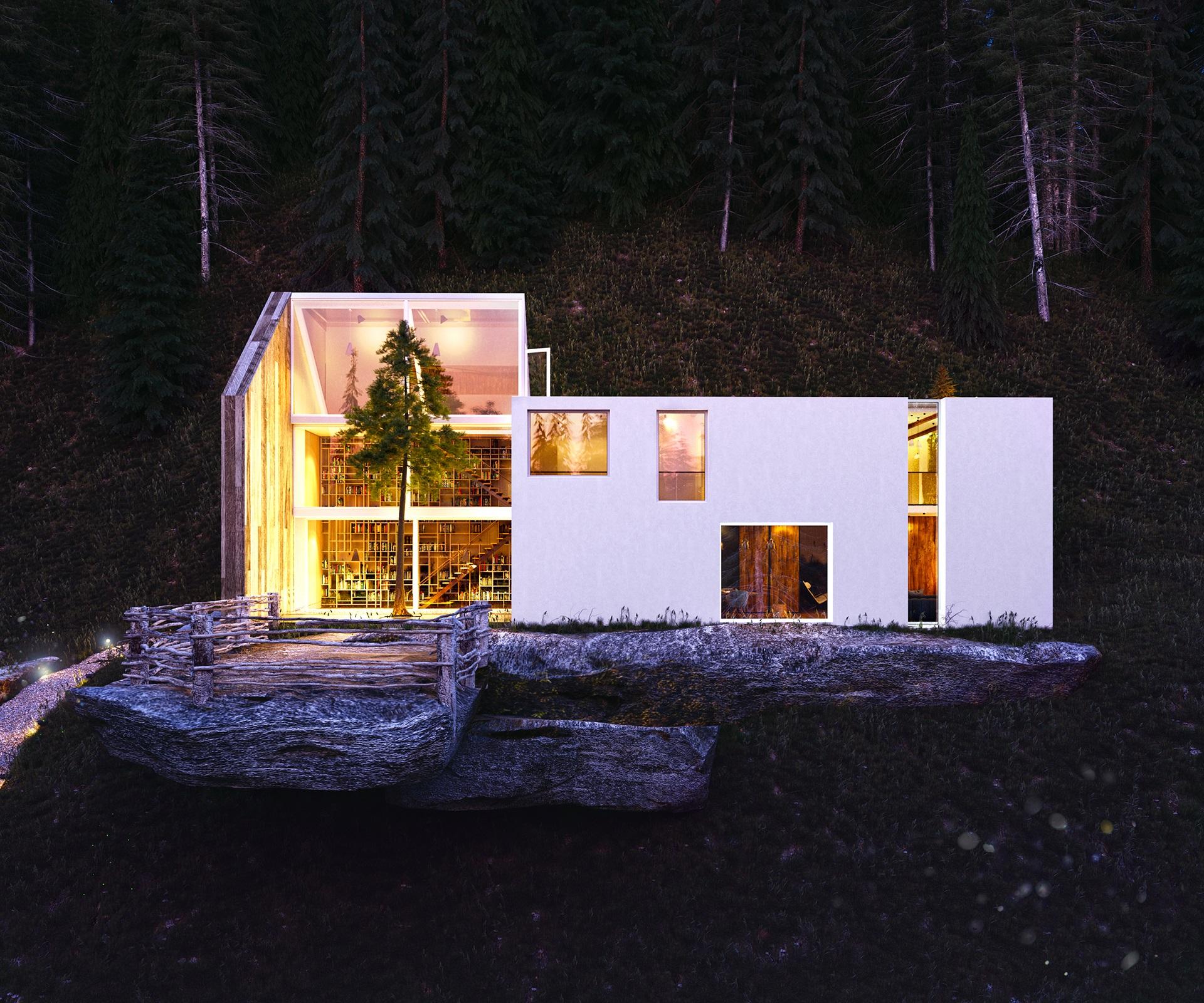 Najlepsze domy w Polsce Dom w Gorach