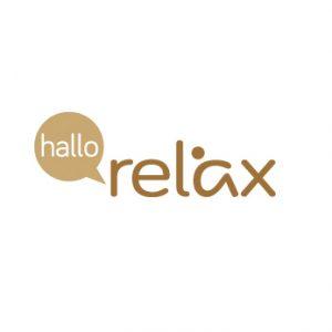 Hallo Relax logo