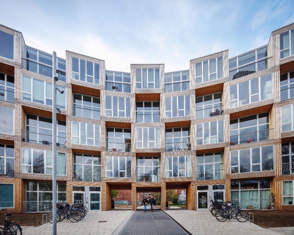 tanie mieszkania w Kopenhadze Bjarke Ingels Group
