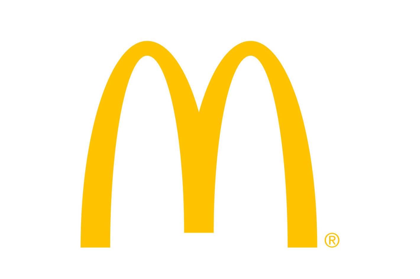 Logo of McDonald's