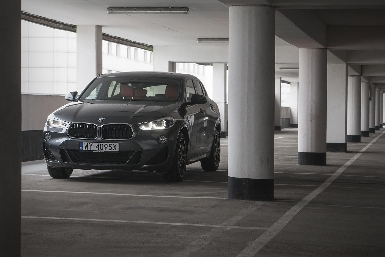 BMW X2 fot. Sebastian Czarnecki