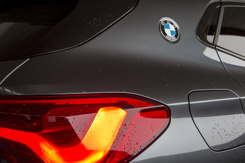 BMW X2 fot. Krystian Kaleta