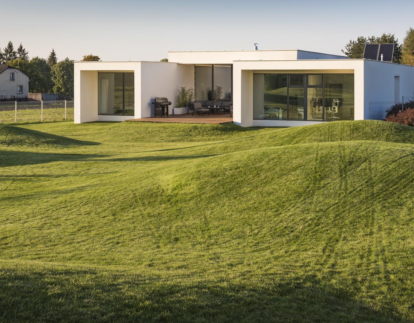 Najlepsze domy w Polsce: Cichy dom