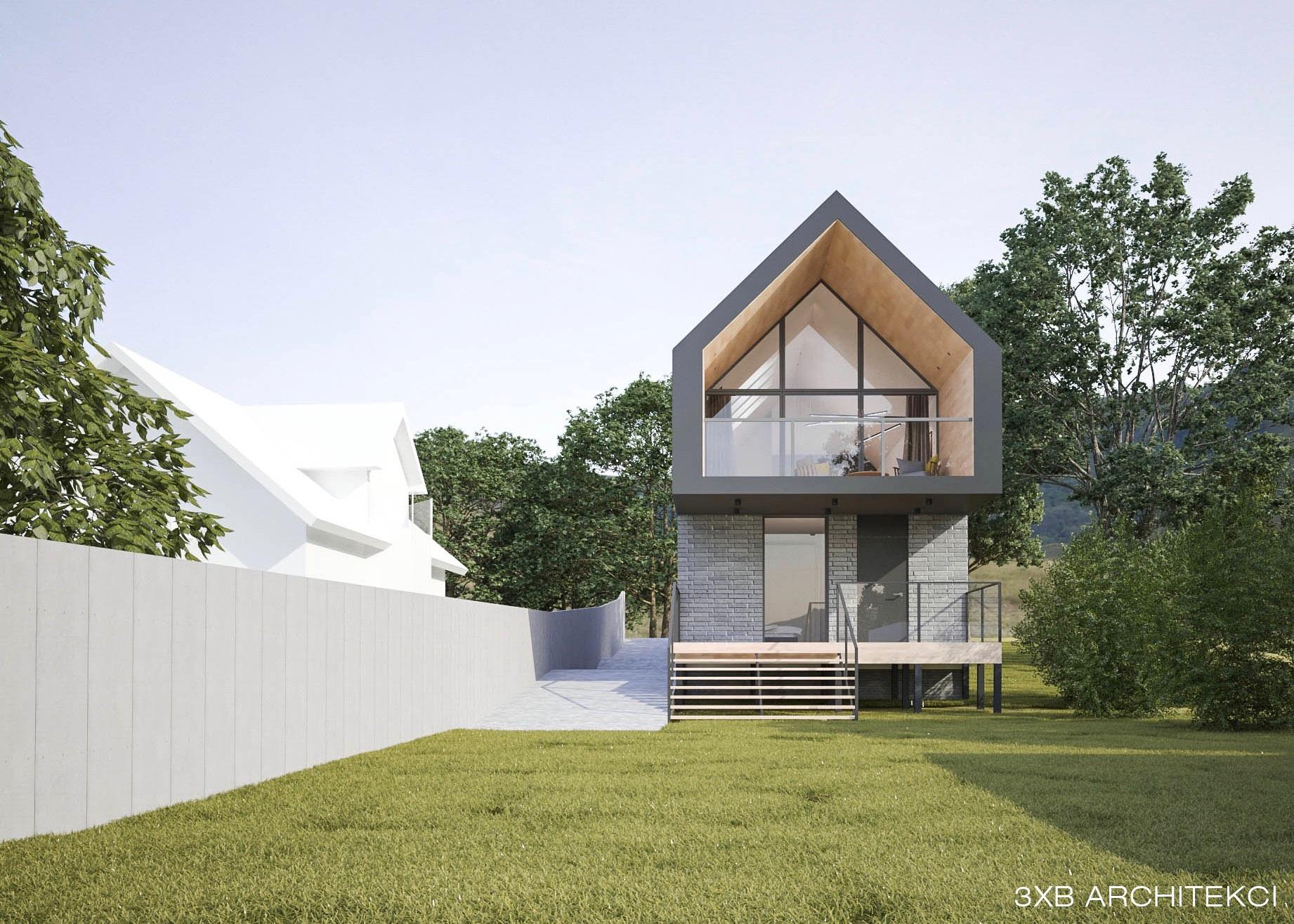 Najlepsze domy w Polsce: Dom nad jeziorem