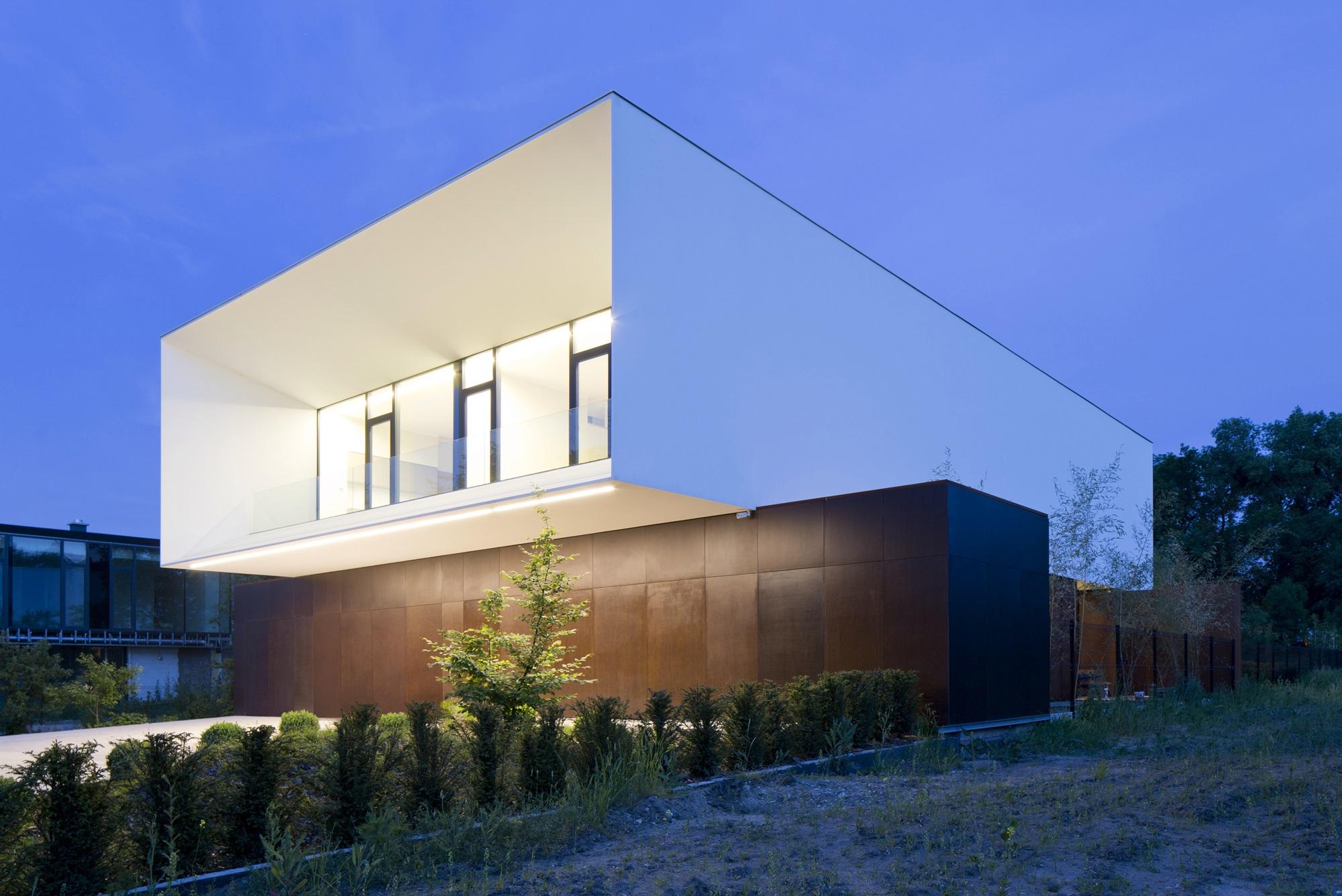 Najlepsze domy w Polsce: Dom w stronę słońca