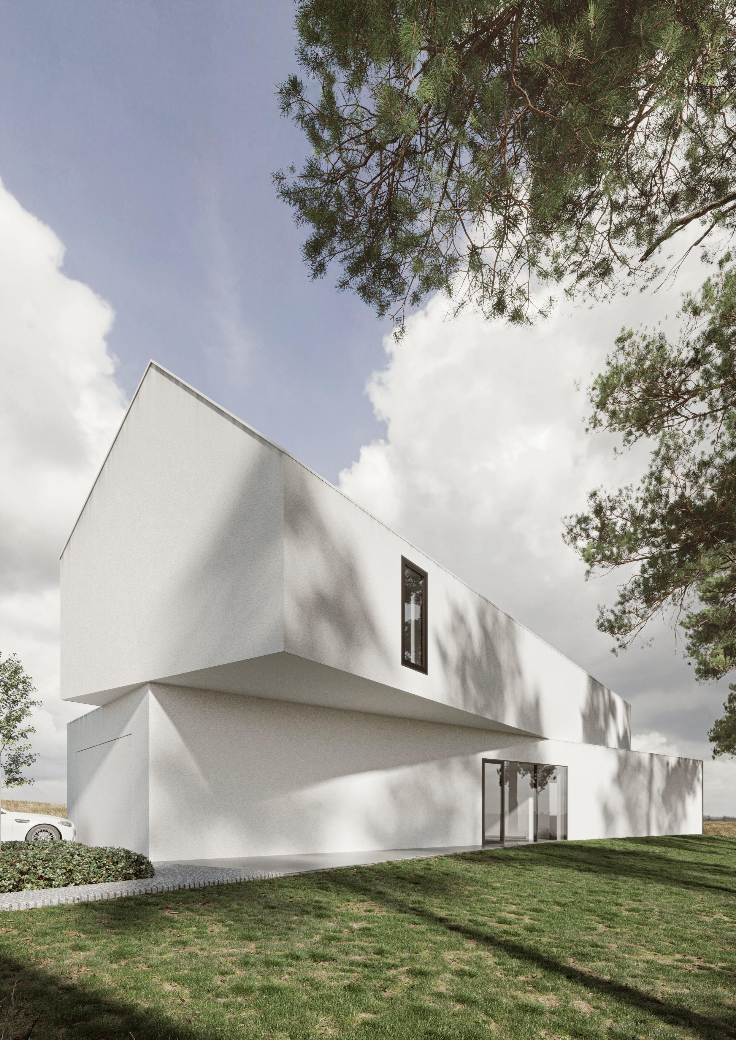 Najlepsze domy w Polsce: Dom skręcony