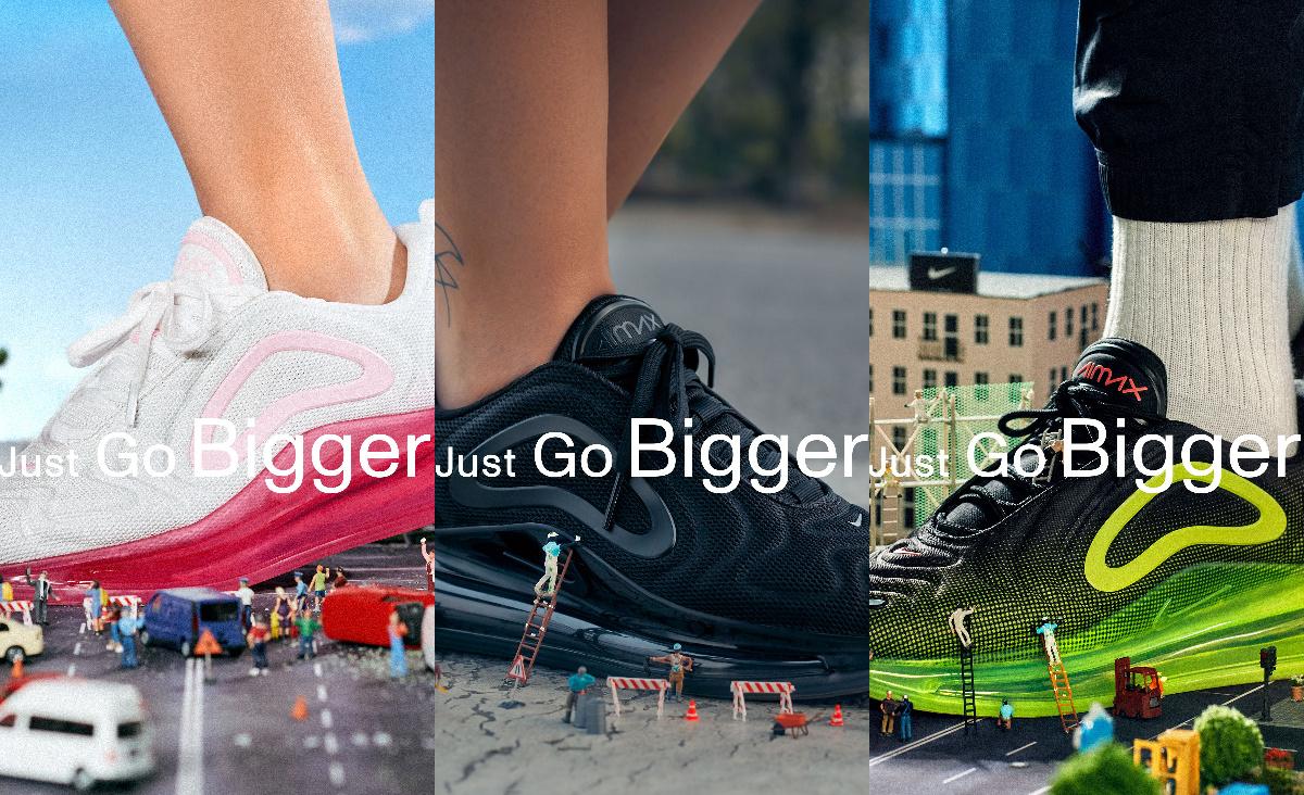 szczegółowe zdjęcia przytulnie świeże ogromny zapas F5 - Poczuj się jak w chmurach dzięki nowym Nike Air Max 720