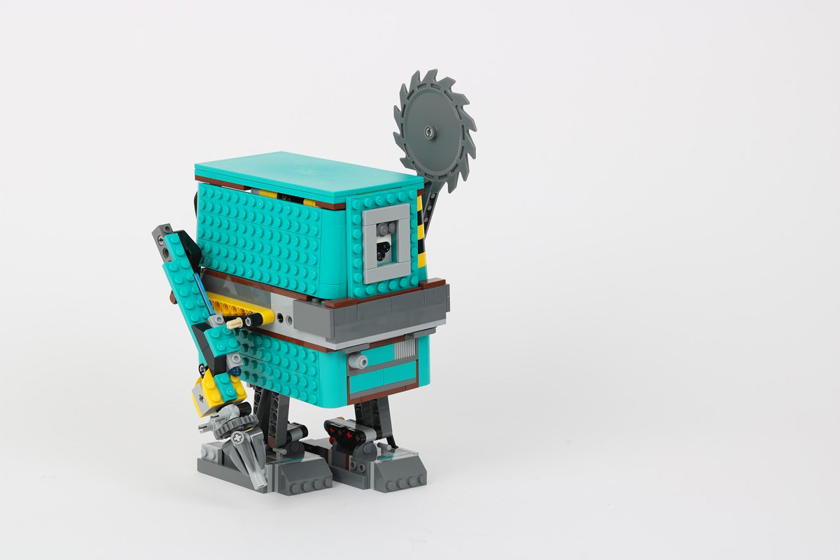 R2D2 i droidy LEGO Star Wars uczą programowania