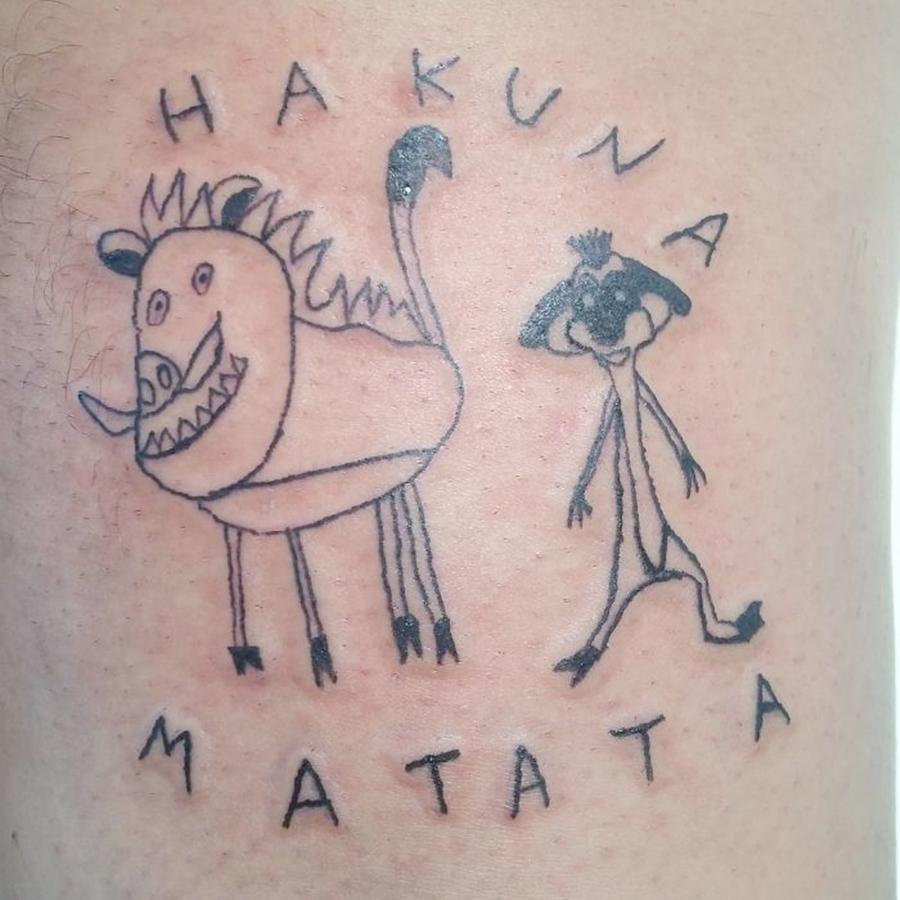 F5 Te Tatuaże Są Tak Złe że Aż Dobre Dlatego Do Heleny