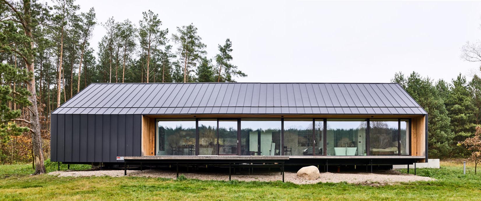 Dom Kadr w Brodnickim Parku Krajobrazowym