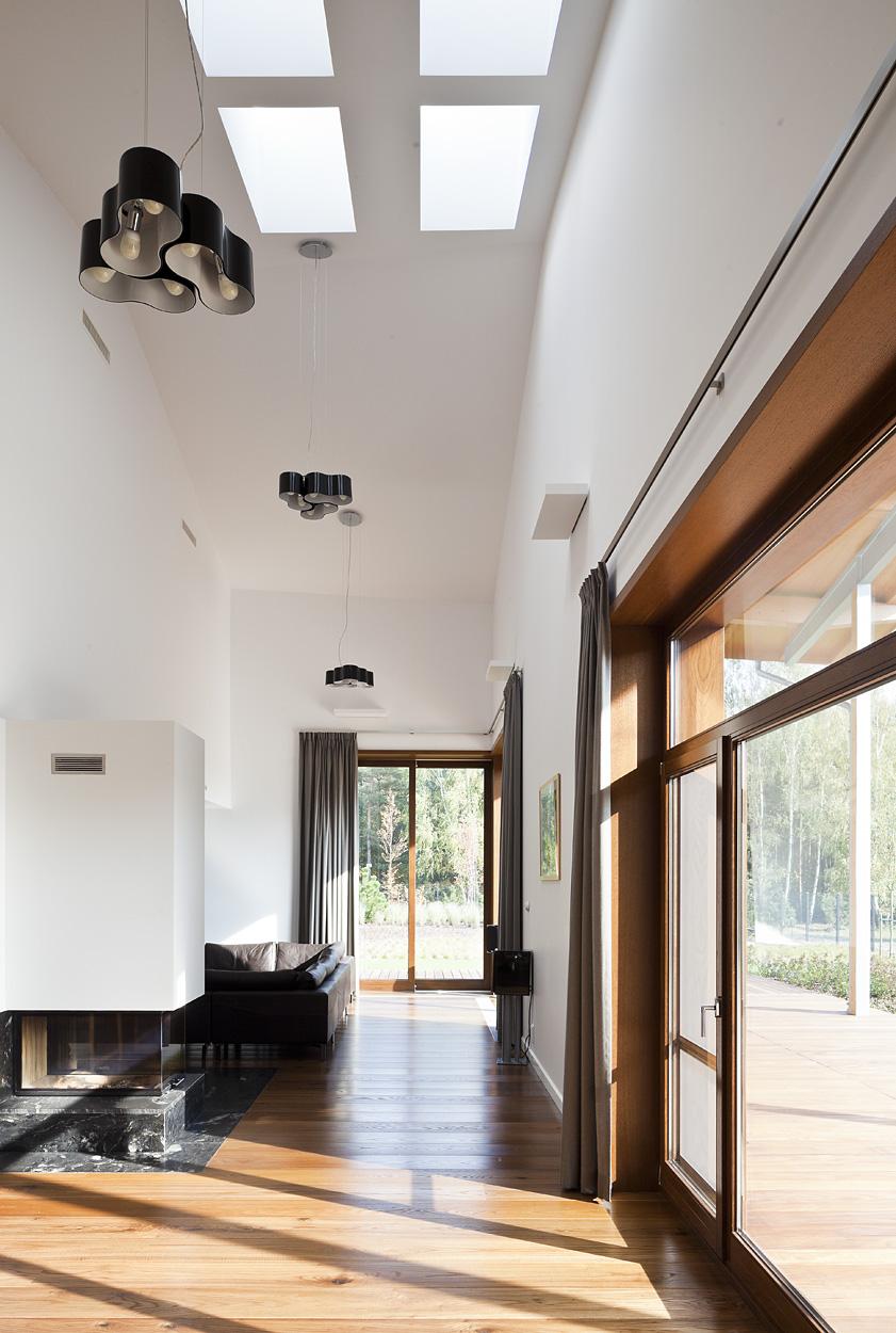 Najlepsze domy w Polsce: Dom w Czarnowie