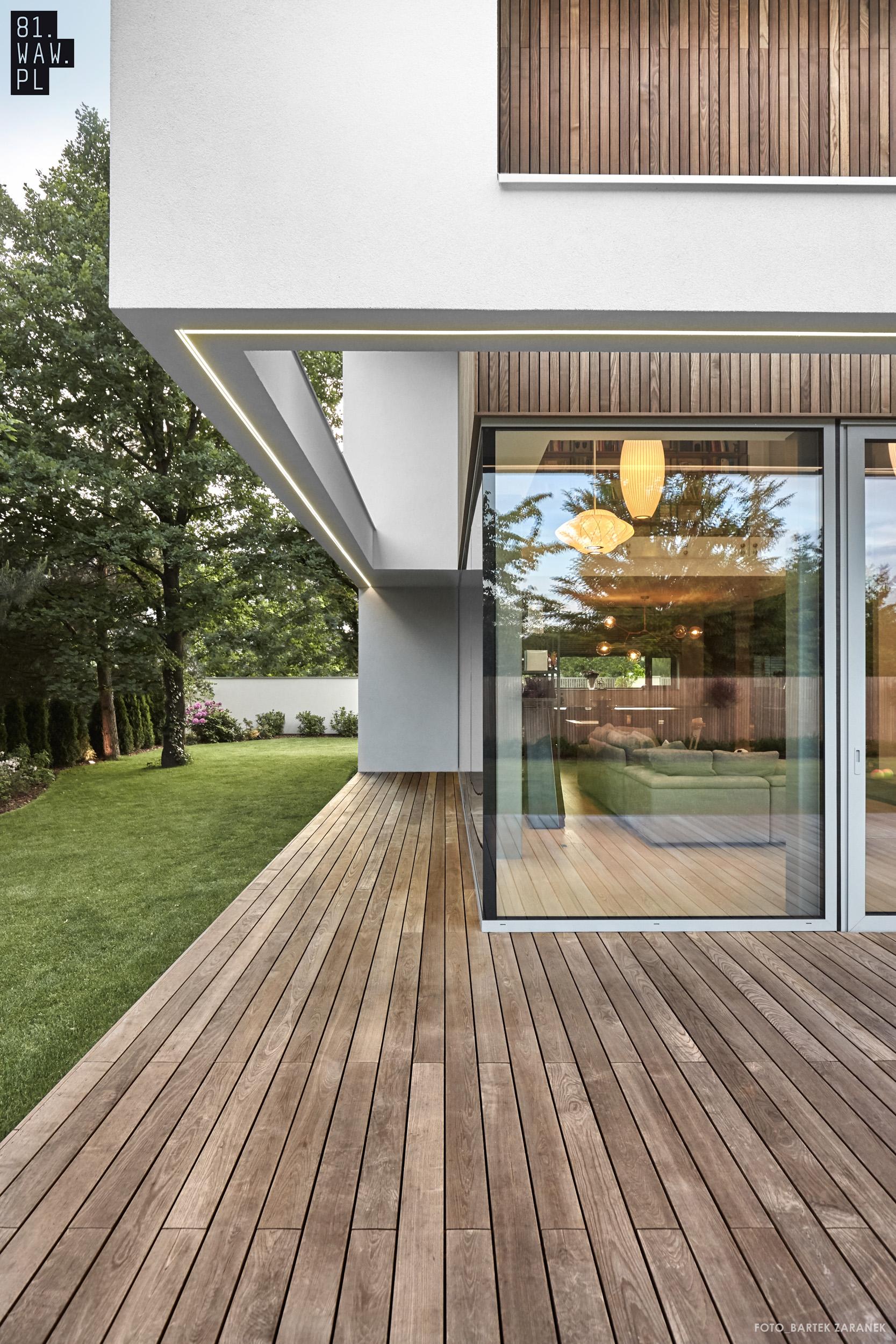 Najlepsze domy w Polsce Dom po przekątnej