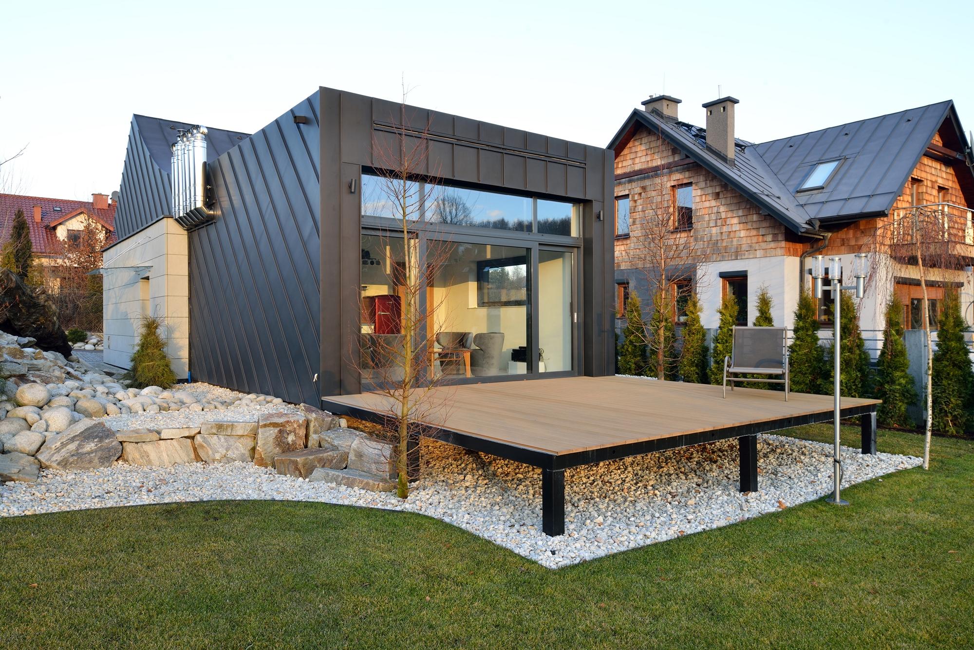 Najlepsze domy w Polsce: jednoosobowy Domo Dom