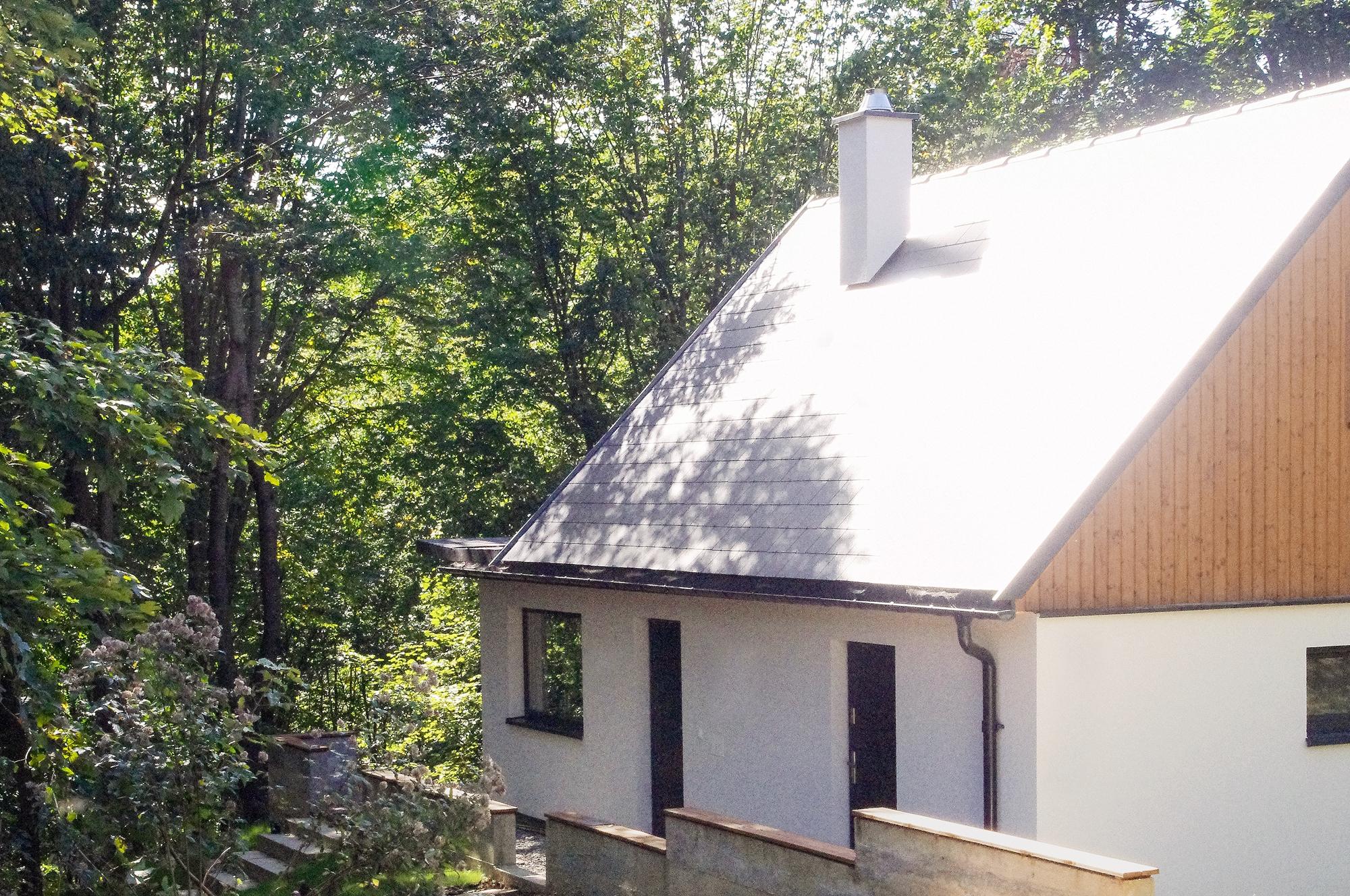 Najlepsze domy w Polsce: Bieszczady house – dom w Bieszczadach