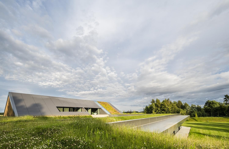 Najlepsze domy w Polsce: Green Line – dom na Warmii