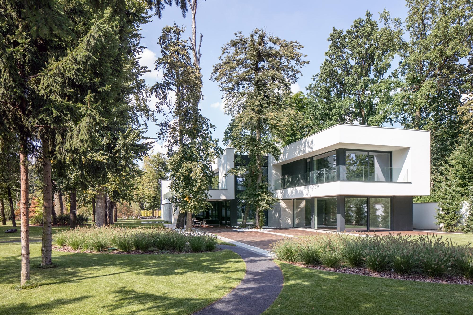Najlepsze domy w Polsce: Lo...ng House