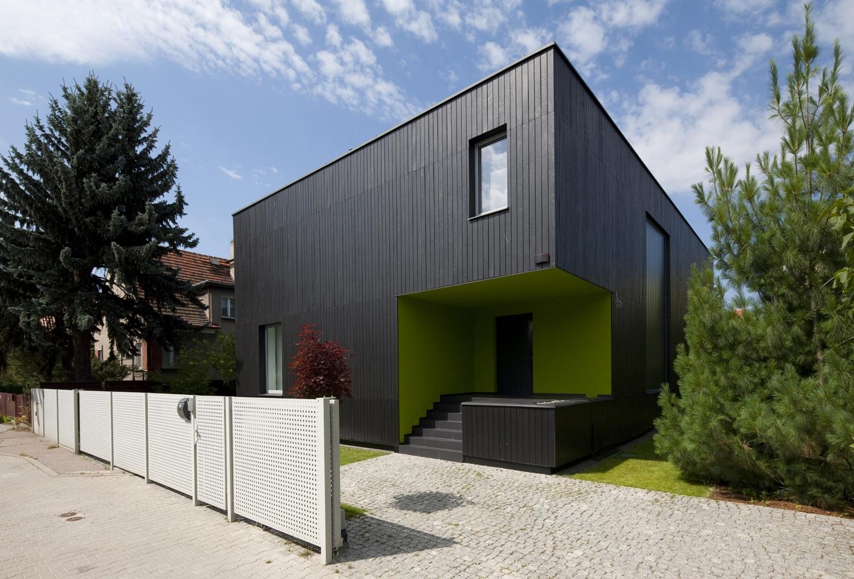 Najlepsze domy w Polsce: Czarna Kostka