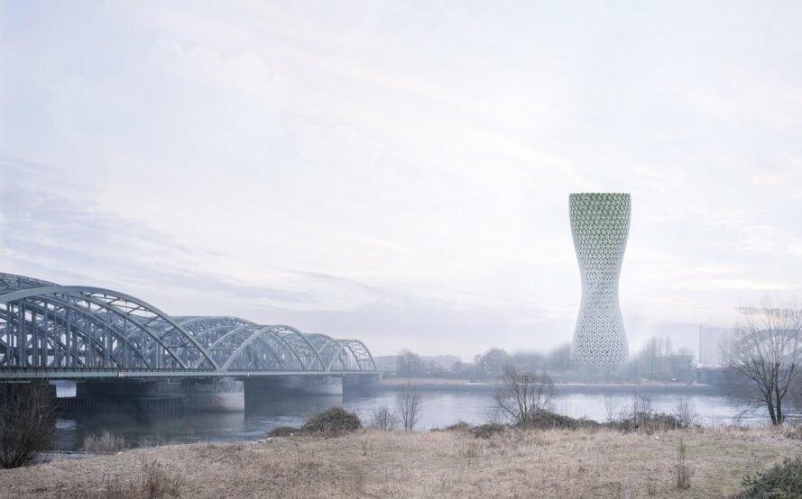 Zielone ściany i wieże oczyszczające powietrze – tak architekci walczą z zanieczyszczeniem powietrza