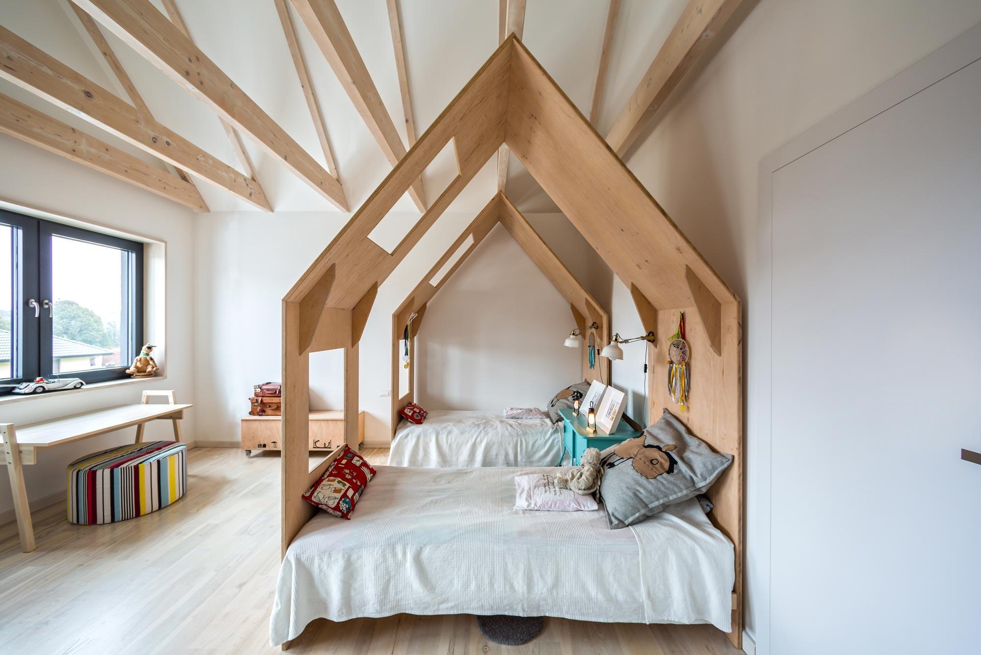 Najlepsze domy w Polsce - Fence House