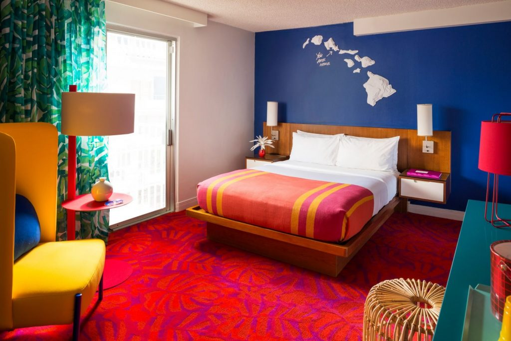 Najbardziej instagramowalny hotel na Hawajach