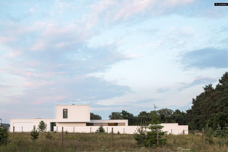 Najlepsze domy w Polsce: Nowoczesny dom w Poznaniu