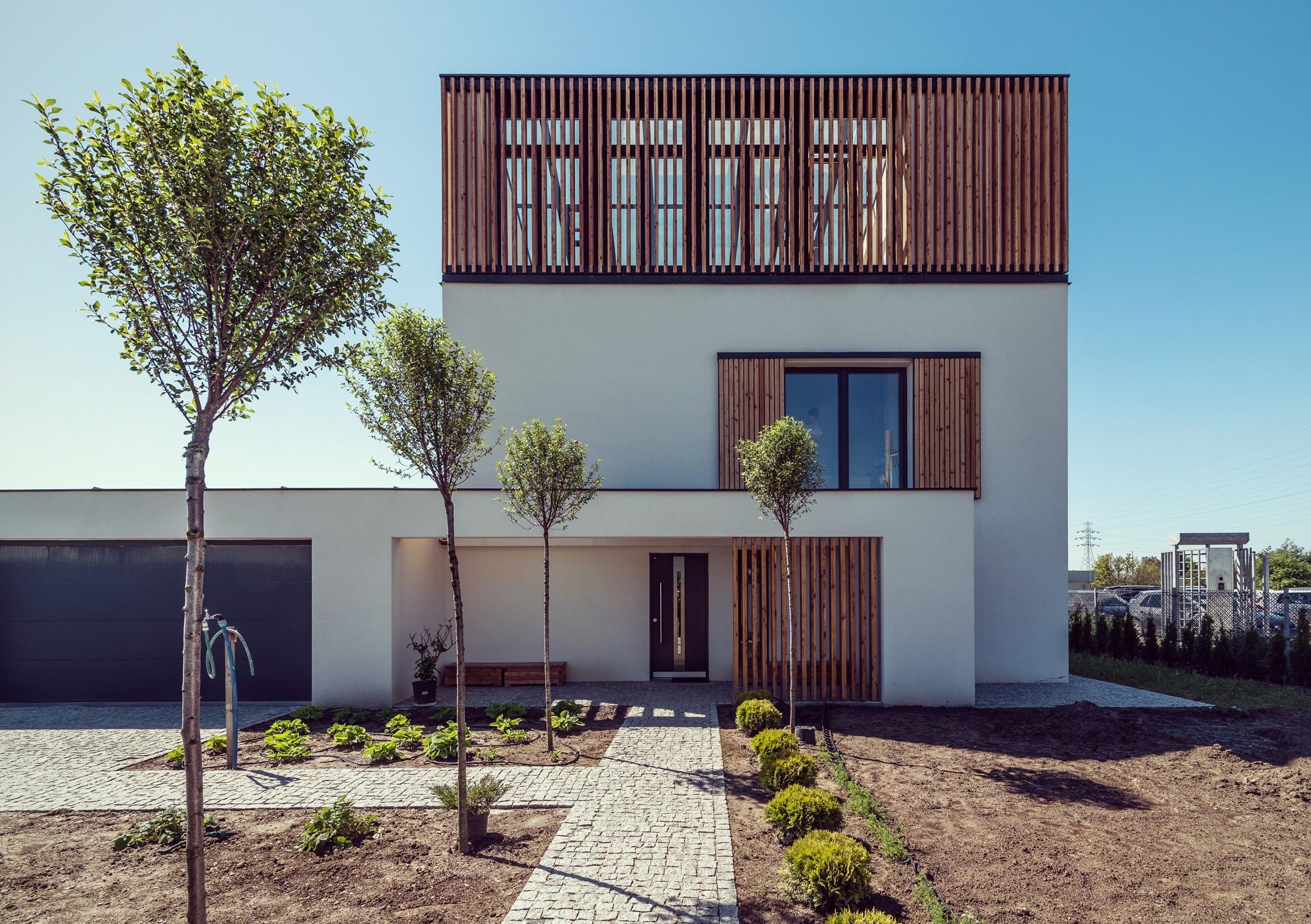 Najlepsze domy w Polsce SkyGarden w Warszawie