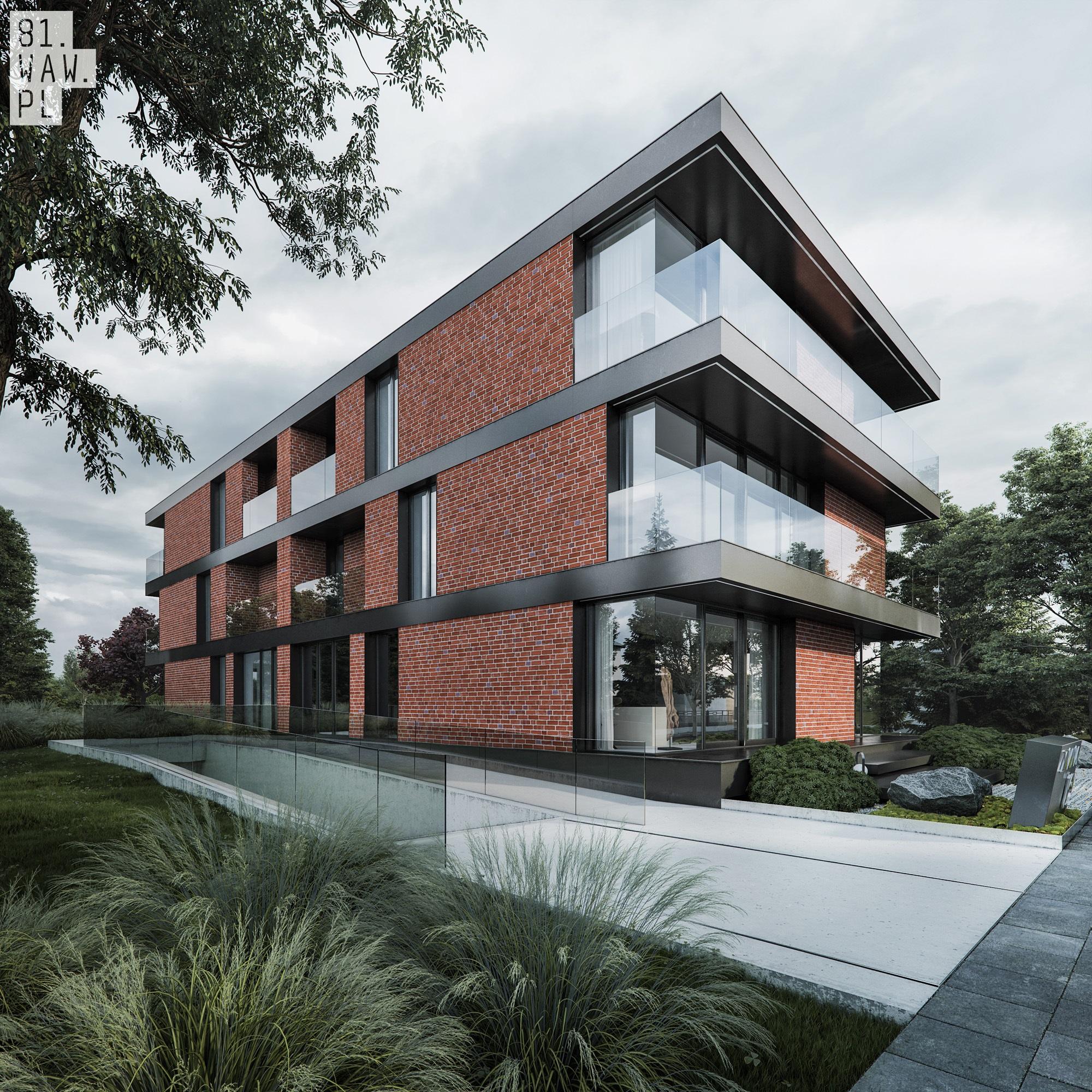 Najlepsze domy w Polsce: Dom Czerwony