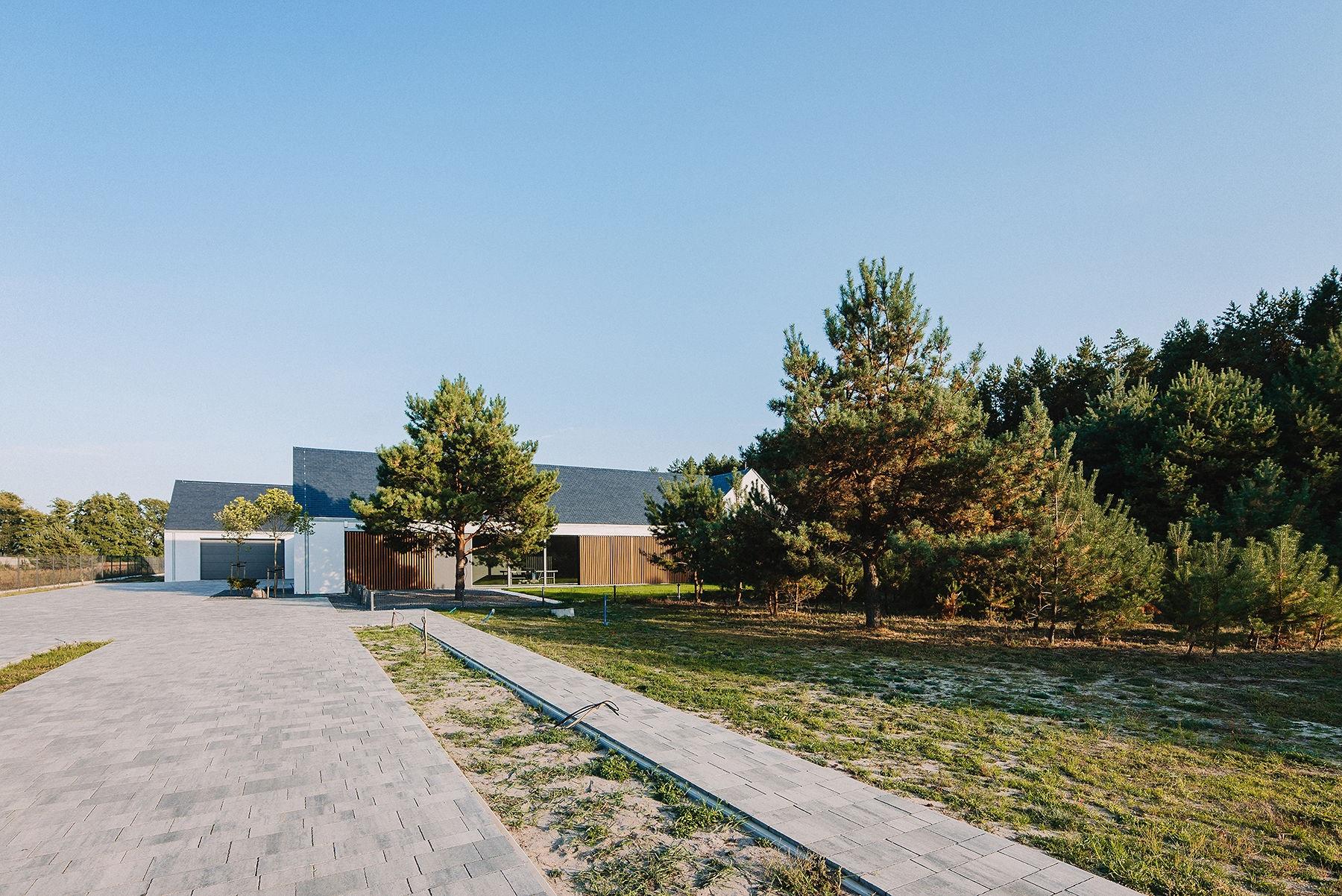Najlepsze domy w Polsce: Dom Atrialny
