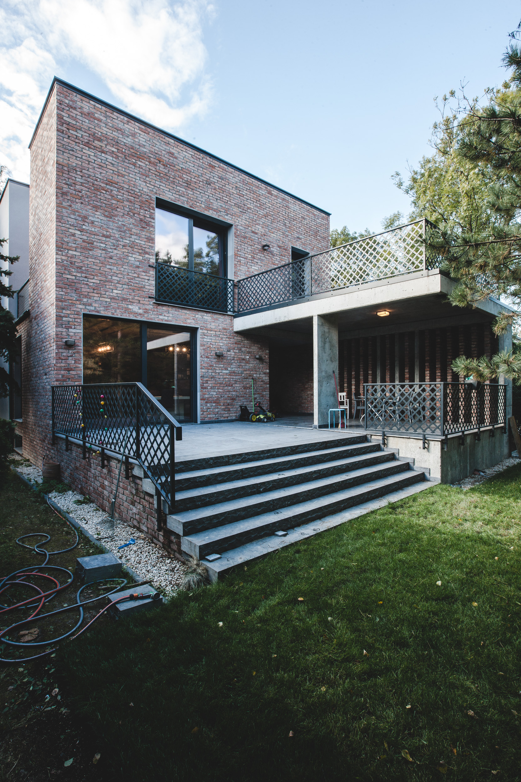 Najlepsze domy w Polsce: Dom z recyklingu