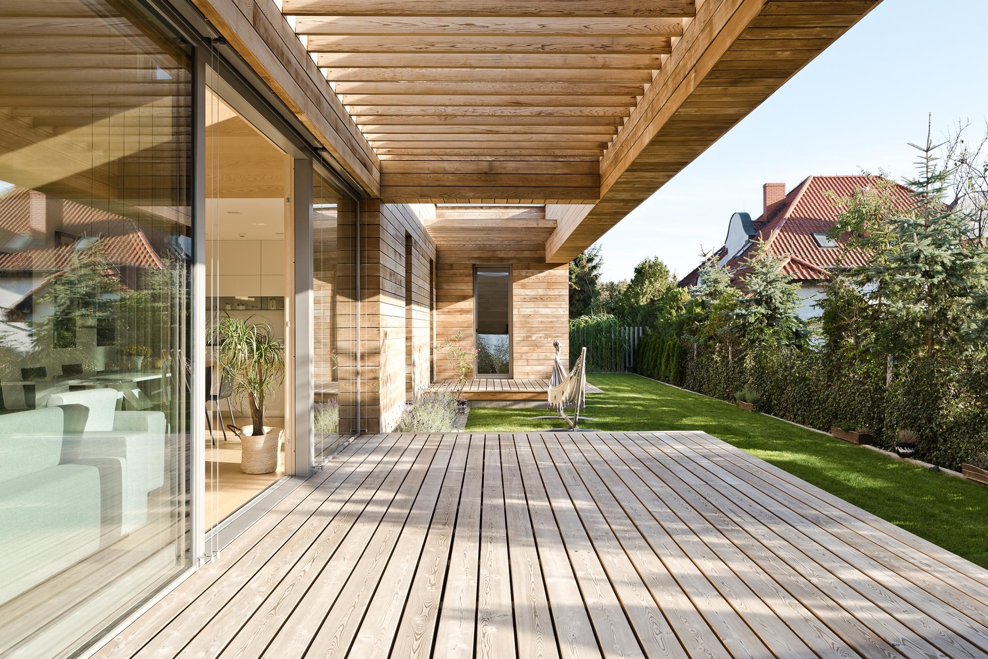 Najlepsze domy w Polsce Dom Cedrowy