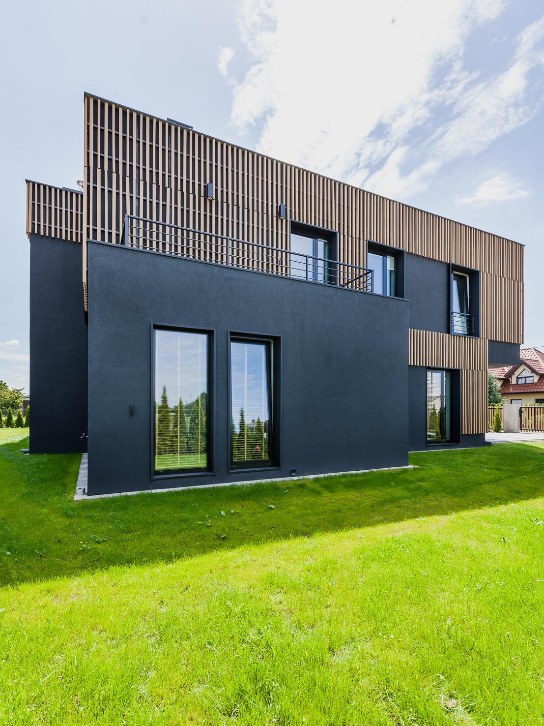 Najlepsze domy w Polsce Dom własny ZONA Architekci