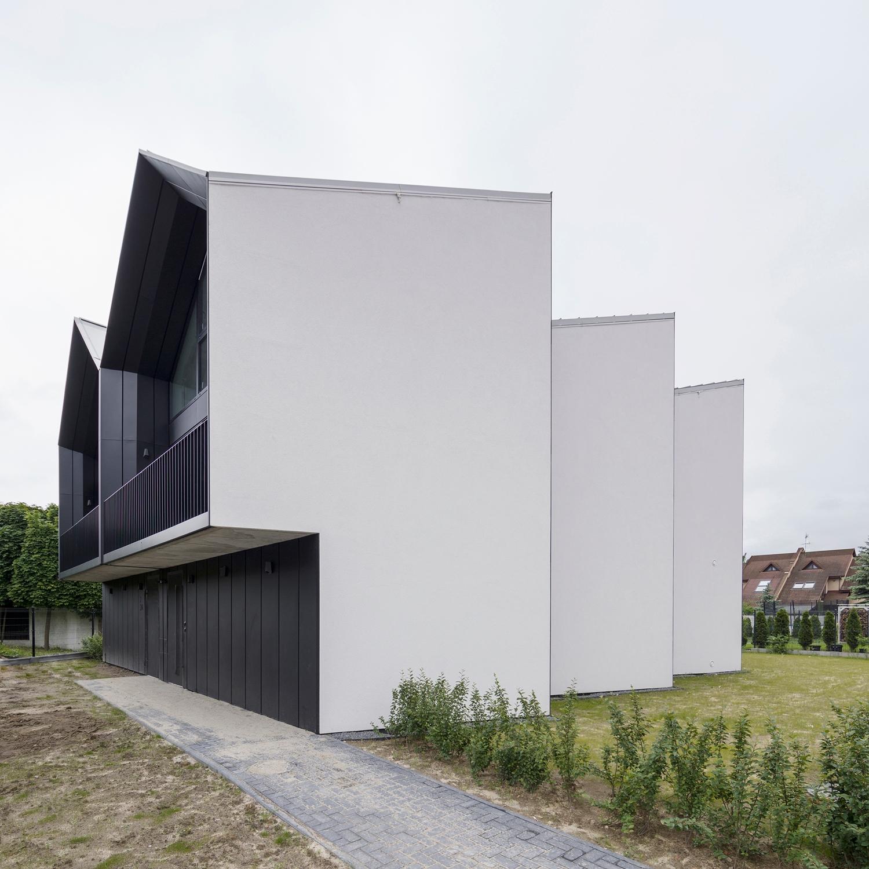 Najlepsze domy w Polsce: Domy ze skrzelami